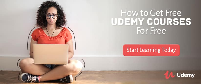 How to get Udemy free courses