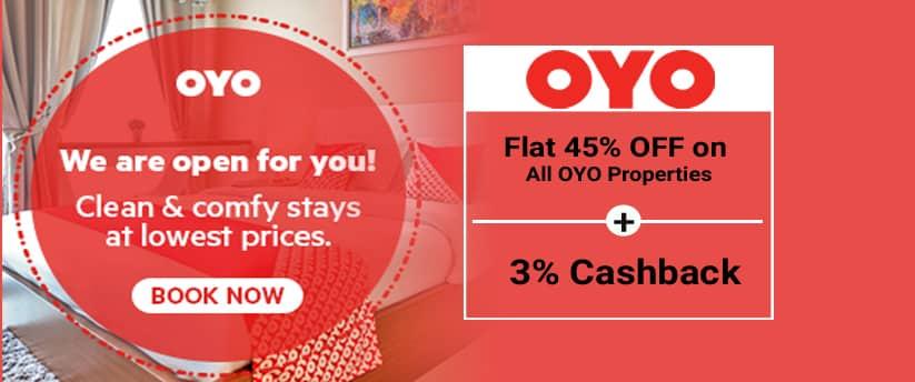 Oyo Coupon Code