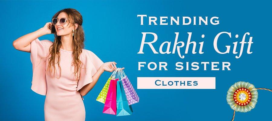best rakhi gift for sister