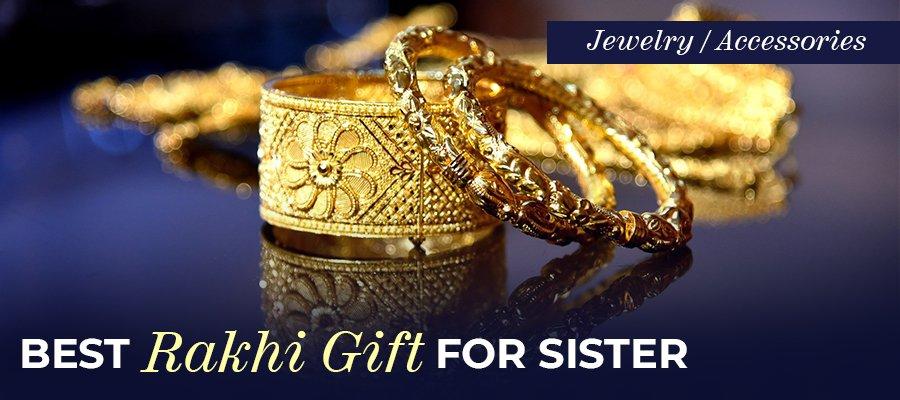 gift for sister on raksha bandhan