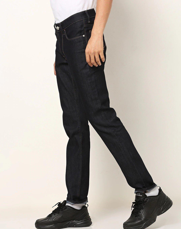 Mid-Rise Slim Fit Jeans