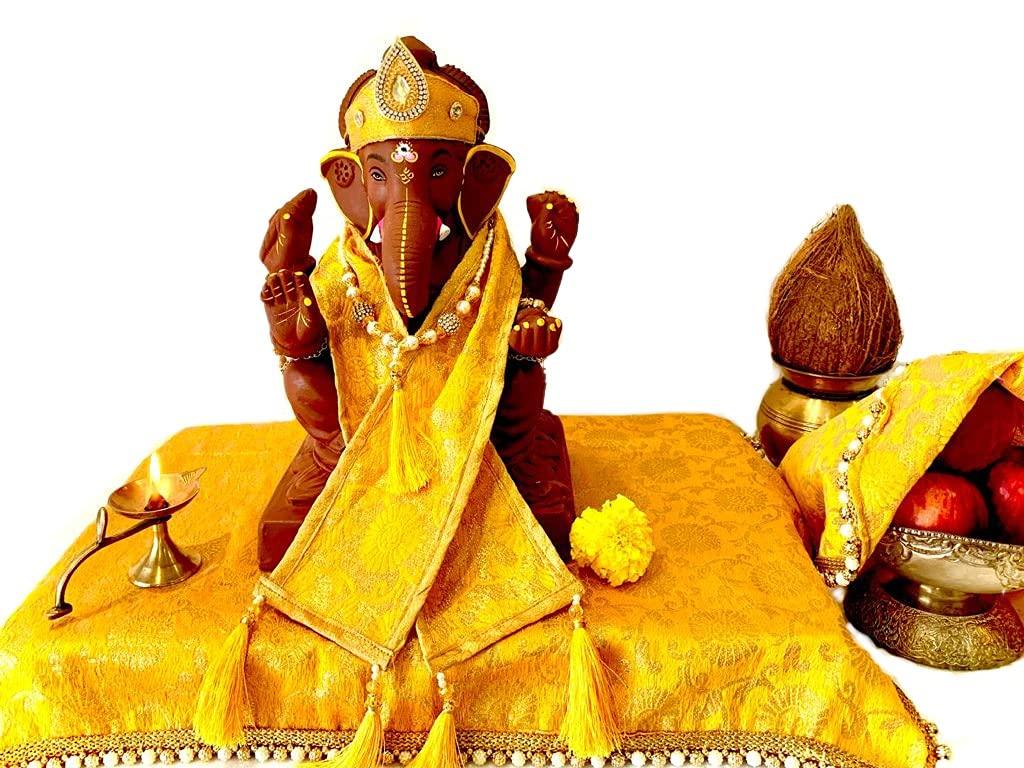 Jhappi Ganesha Jewelry accessories Thali