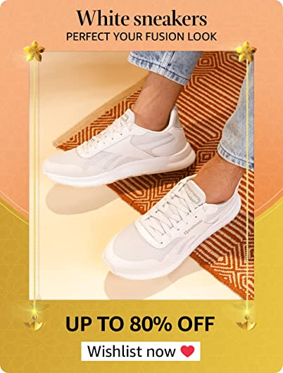 up to 80% off on footwear